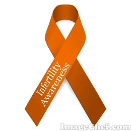 Infertility Awareness ribbon